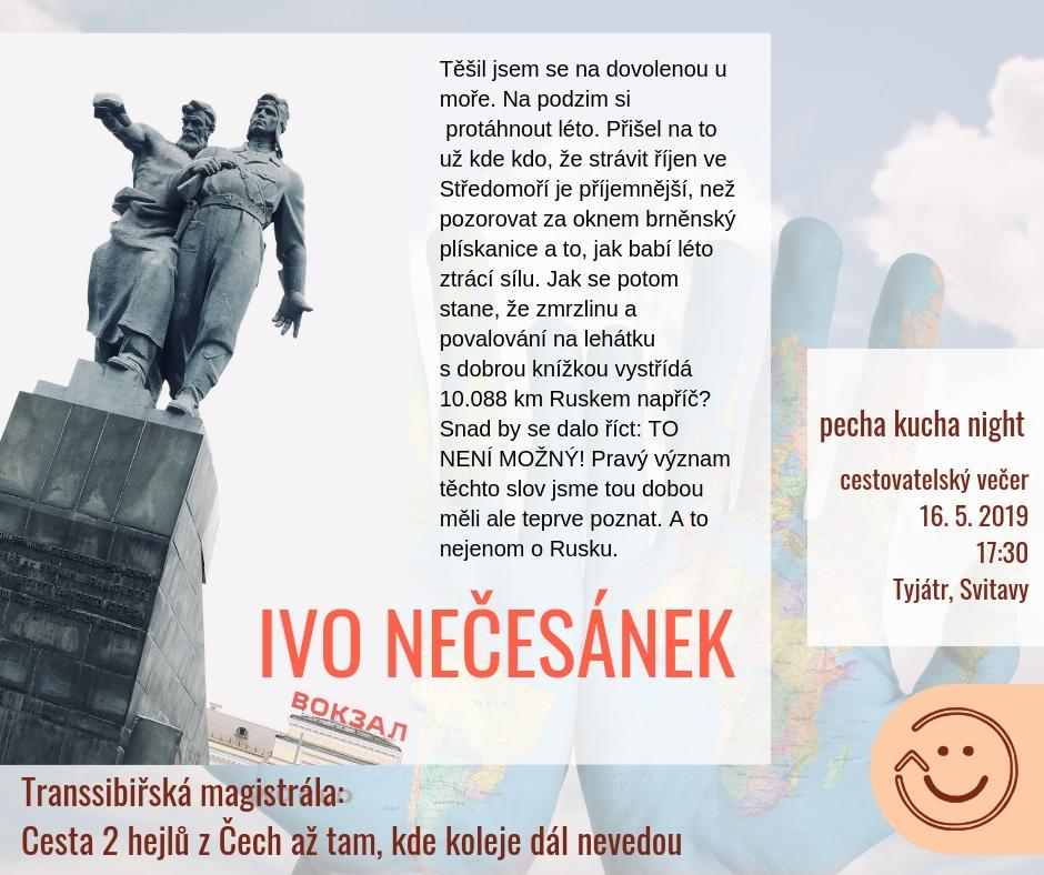 PKN – Ivo Nečesánek – Dagmar Gloserová